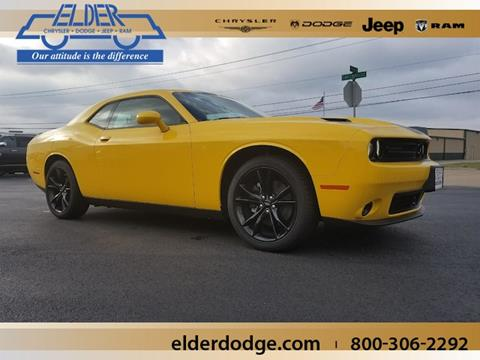 2018 Dodge Challenger for sale in Athens, TX