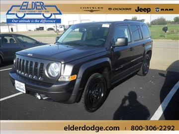 2017 Jeep Patriot for sale in Athens, TX