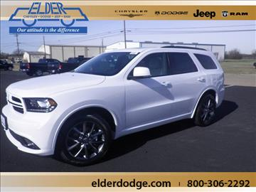 2017 Dodge Durango for sale in Athens, TX