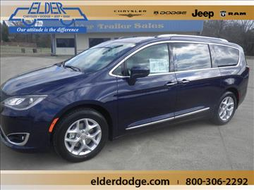 2017 Chrysler Pacifica for sale in Athens, TX