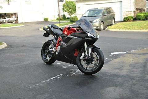 2010 Ducati 848 for sale at Or Best Offer Motorsports in Columbus OH