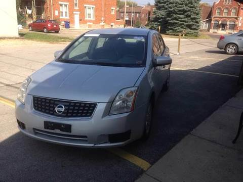 2007 Nissan Sentra for sale at Or Best Offer Motorsports in Columbus OH