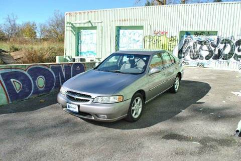 2001 Nissan Altima for sale at Or Best Offer Motorsports in Columbus OH