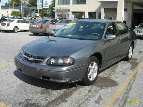 2005 Chevrolet Impala for sale at Or Best Offer Motorsports in Columbus OH