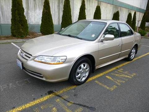 2002 Honda Accord for sale at Or Best Offer Motorsports in Columbus OH
