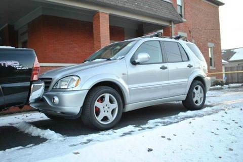 2001 Mercedes-Benz M-Class for sale at Or Best Offer Motorsports in Columbus OH