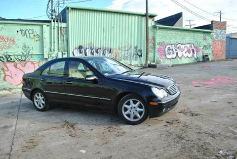 2001 Mercedes-Benz C-Class for sale at Or Best Offer Motorsports in Columbus OH