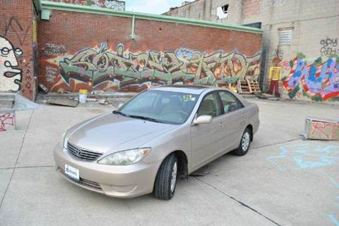 2005 Toyota Camry for sale at Or Best Offer Motorsports in Columbus OH