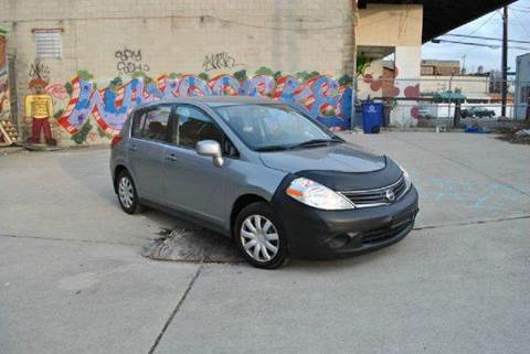 2010 Nissan Versa for sale at Or Best Offer Motorsports in Columbus OH