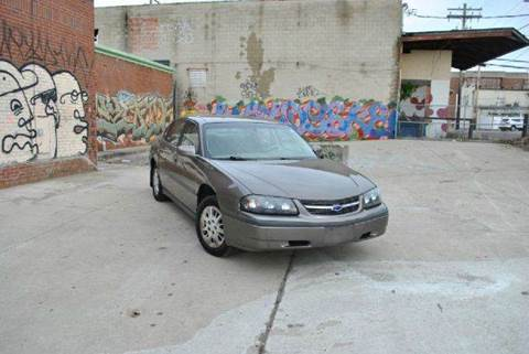 2003 Chevrolet Impala for sale at Or Best Offer Motorsports in Columbus OH