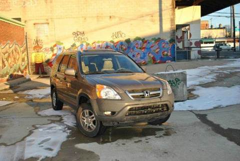 2004 Honda CR-V for sale at Or Best Offer Motorsports in Columbus OH