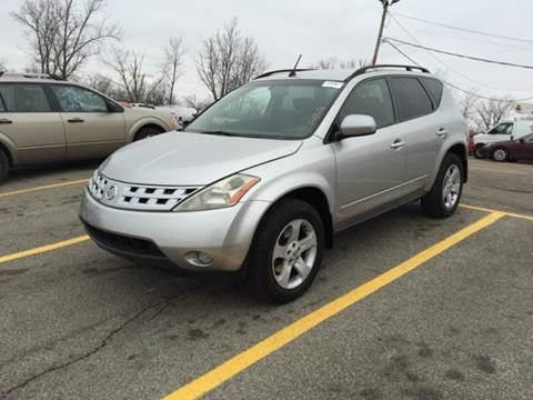 2003 Nissan Murano for sale at Or Best Offer Motorsports in Columbus OH