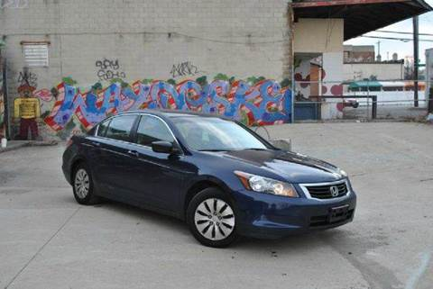 2008 Honda Accord for sale at Or Best Offer Motorsports in Columbus OH