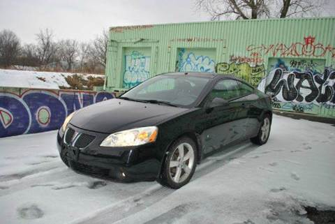 2007 Pontiac G6 for sale at Or Best Offer Motorsports in Columbus OH