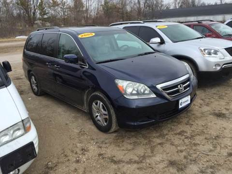 2005 Honda Odyssey for sale at Or Best Offer Motorsports in Columbus OH