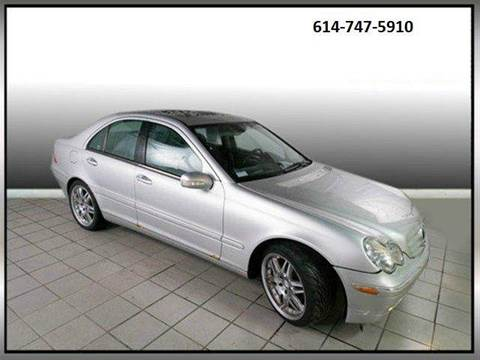 2002 Mercedes-Benz C-Class for sale at Or Best Offer Motorsports in Columbus OH