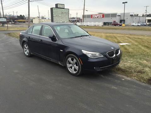 2008 BMW 5 Series for sale at Or Best Offer Motorsports in Columbus OH