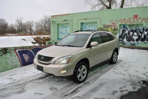 2007 Lexus RX 350 for sale at Or Best Offer Motorsports in Columbus OH