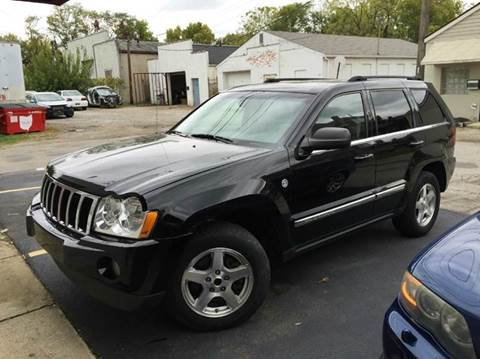 2006 Jeep Grand Cherokee for sale at Or Best Offer Motorsports in Columbus OH