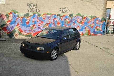 2005 Volkswagen Golf for sale at Or Best Offer Motorsports in Columbus OH