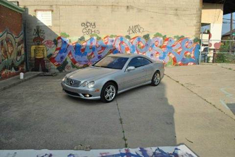 2004 Mercedes-Benz CL-Class for sale at Or Best Offer Motorsports in Columbus OH