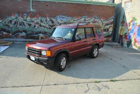 2000 Land Rover Discovery Series II for sale at Or Best Offer Motorsports in Columbus OH