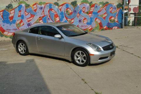 2003 Infiniti G35 for sale at Or Best Offer Motorsports in Columbus OH
