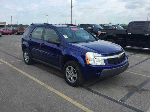 2006 Chevrolet Equinox for sale at Or Best Offer Motorsports in Columbus OH