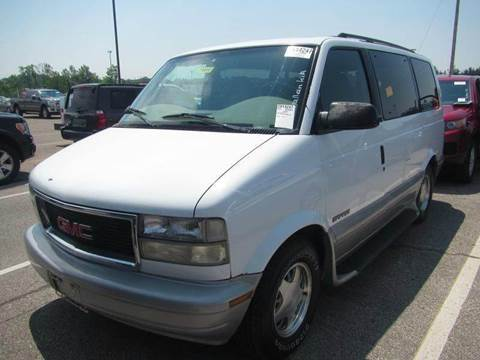 2000 GMC Safari for sale at Or Best Offer Motorsports in Columbus OH