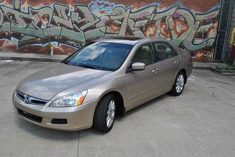 2006 Honda Accord for sale at Or Best Offer Motorsports in Columbus OH