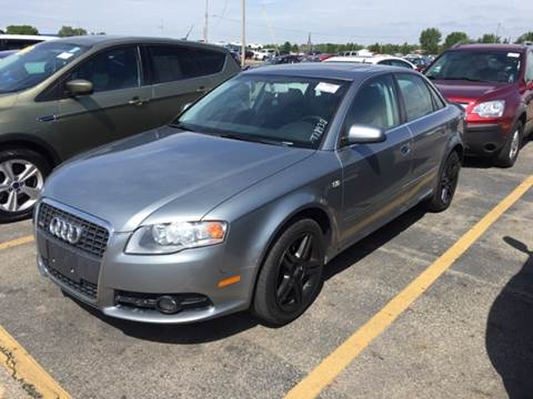 2008 Audi A4 for sale at Or Best Offer Motorsports in Columbus OH