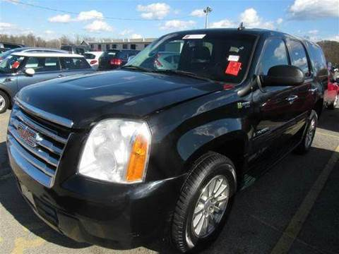 2008 GMC Yukon for sale at Or Best Offer Motorsports in Columbus OH