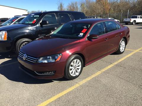 2012 Volkswagen Passat for sale at Or Best Offer Motorsports in Columbus OH