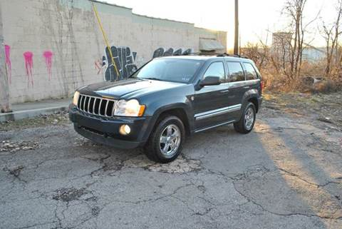 2007 Jeep Grand Cherokee for sale at Or Best Offer Motorsports in Columbus OH