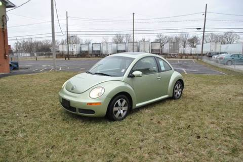 2006 Volkswagen New Beetle for sale at Or Best Offer Motorsports in Columbus OH
