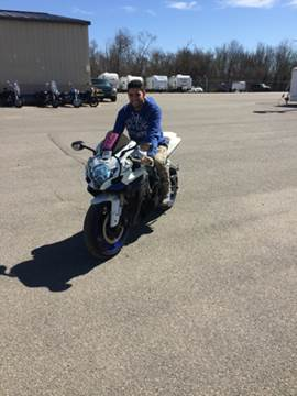 2007 Suzuki GSXR for sale at Or Best Offer Motorsports in Columbus OH
