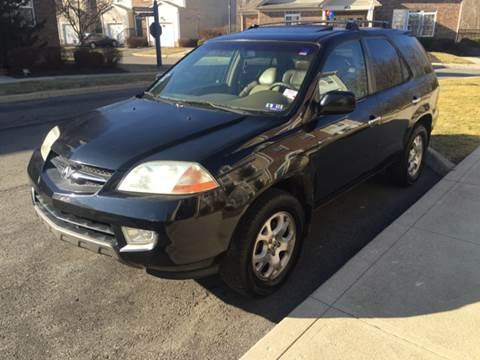 2001 Acura MDX for sale at Or Best Offer Motorsports in Columbus OH