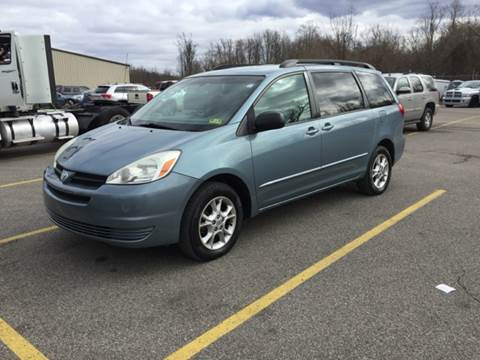 2005 Toyota Sienna for sale at Or Best Offer Motorsports in Columbus OH