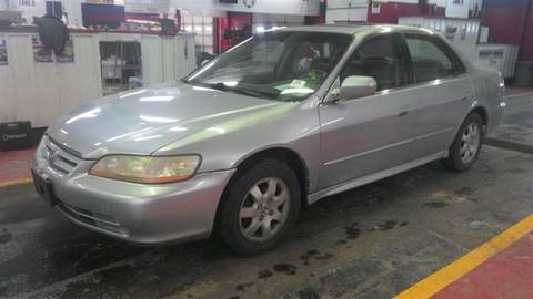2001 Honda Accord for sale at Or Best Offer Motorsports in Columbus OH