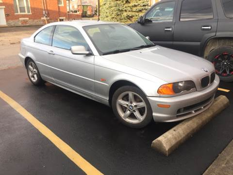 2000 BMW 3 Series for sale at Or Best Offer Motorsports in Columbus OH
