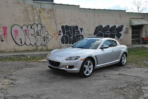 2004 Mazda RX-8 for sale at Or Best Offer Motorsports in Columbus OH