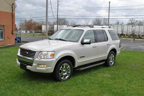 2006 Ford Explorer for sale at Or Best Offer Motorsports in Columbus OH