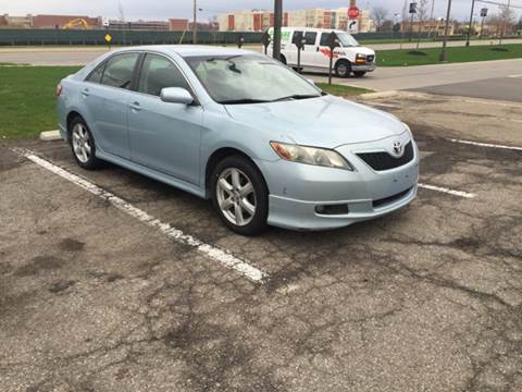 2007 Toyota Camry for sale at Or Best Offer Motorsports in Columbus OH