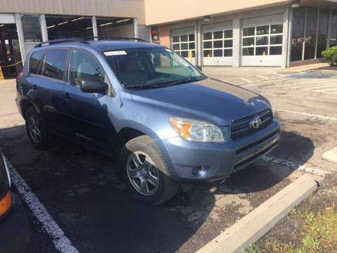 2008 Toyota RAV4 for sale at Or Best Offer Motorsports in Columbus OH
