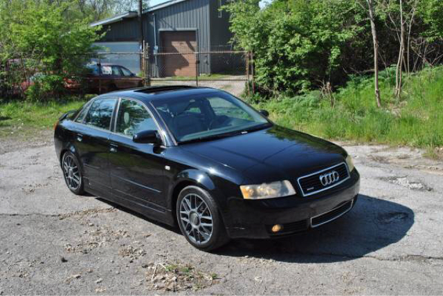 Audi A T Quattro AWD Dr Sedan In Columbus OH Or Best - 2003 audi a4