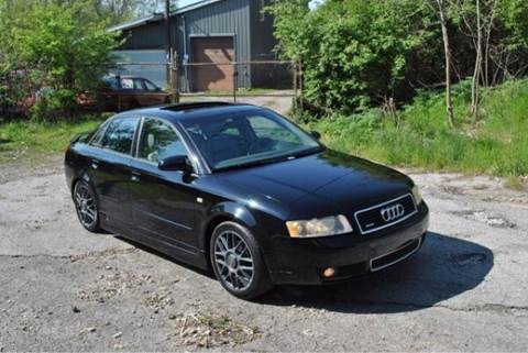 2003 Audi A4 for sale at Or Best Offer Motorsports in Columbus OH