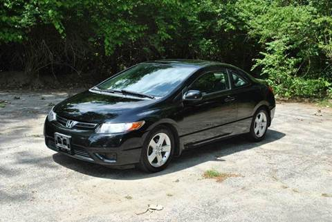 2008 Honda Civic for sale at Or Best Offer Motorsports in Columbus OH