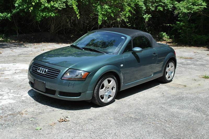 2001 Audi TT for sale at Or Best Offer Motorsports in Columbus OH