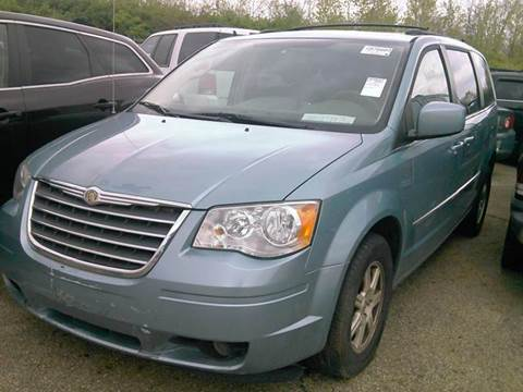 2009 Chrysler Town and Country for sale at Or Best Offer Motorsports in Columbus OH