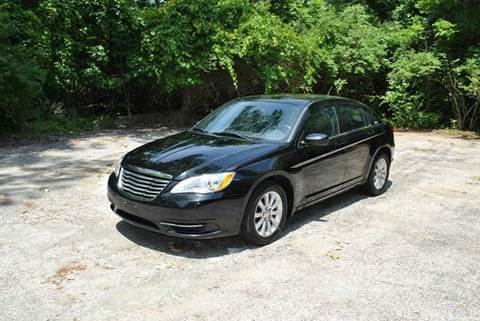 2012 Chrysler 200 for sale at Or Best Offer Motorsports in Columbus OH